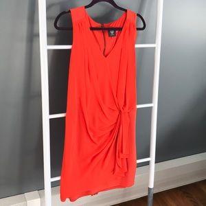Vince Camuto Sleeveless Dress, Orange 6